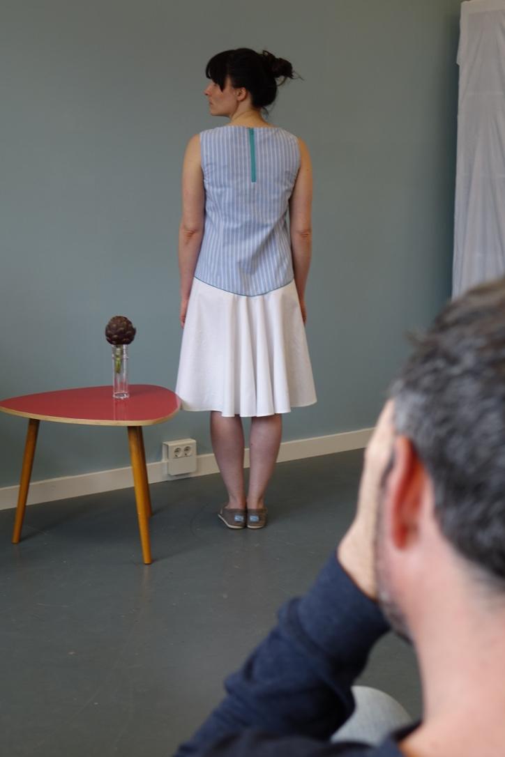 Andre Gartner fotografiert Model Johanna